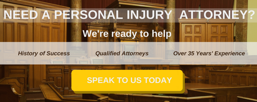 Personal Injury CTA